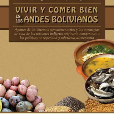 VIVIR Y COMER BIEN EN LOS ANDES BOLIVIANOS