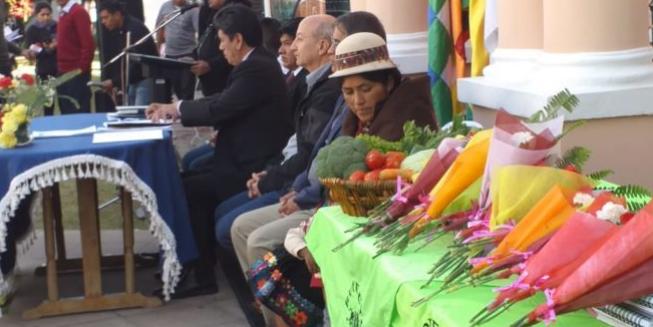 NOTICIAS ACCIÓN PILOTO DE TRANSFORMACIÓN (APT) SUCRE – BOLIVIA