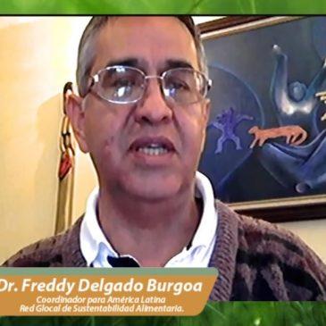 Transmisión en vivo Conferencia: La Sustentabilidad Alimentaria, una prioridad en la agenda de desarrollo municipal