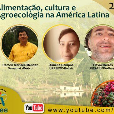 Conversatorio «Alimentación, Cultura y Agroecología en América Latina»