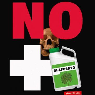 No + Glifosato