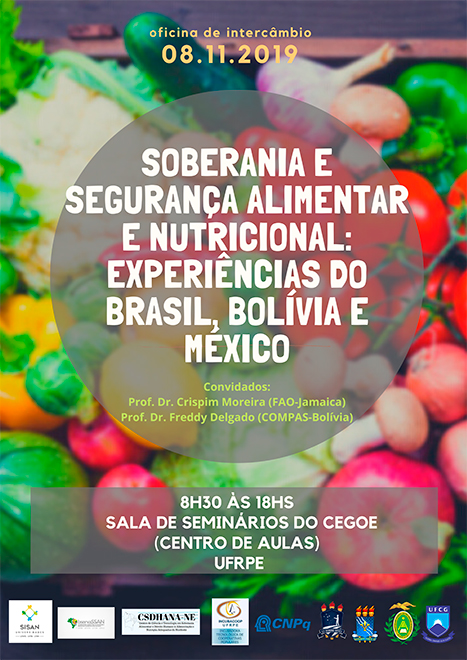 Soberanía y Seguridad Alimentaria y Nutricional